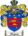 Thumbnail Hugues Family Crest  Hugues Coat of Arms