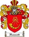 Thumbnail Hunecott Family Crest Hunecott Coat of Arms Digital Download