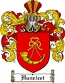 Thumbnail Hunnicot Family Crest  Hunnicot Coat of Arms