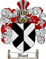Thumbnail Hunt Family Crest / Hunt Coat of Arms