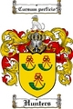 Thumbnail Hunters Family Crest  Hunters Coat of Arms