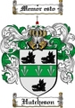 Thumbnail Hutcheson Family Crest  Hutcheson Coat of Arms