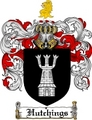 Thumbnail Hutchings Family Crest  Hutchings Coat of Arms