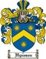 Thumbnail Hyneson Family Crest  Hyneson Coat of Arms