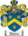 Thumbnail Hynson Family Crest  Hynson Coat of Arms