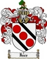 Thumbnail Ince Family Crest Ince Coat of Arms Digital Download