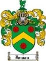 Thumbnail Inman Family Crest  Inman Coat of Arms