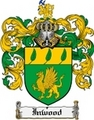 Thumbnail Inwood Family Crest Inwood Coat of Arms Digital Download