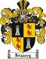 Thumbnail Irizarry Family Crest  Irizarry Coat of Arms