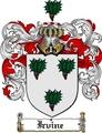 Thumbnail Irvine Family Crest  Irvine Coat of Arms