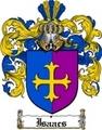 Thumbnail Isaacs Family Crest  Isaacs Coat of Arms