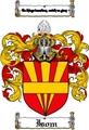 Thumbnail Isom Family Crest  Isom Coat of Arms