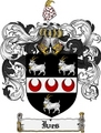 Thumbnail Ives Family Crest Ives Coat of Arms Digital Download