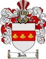 Thumbnail Jack Family Crest  Jack Coat of Arms