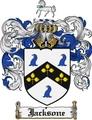 Thumbnail Jacksone Family Crest  Jacksone Coat of Arms