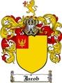 Thumbnail Jacob Family Crest  Jacob Coat of Arms
