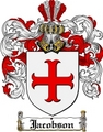 Thumbnail Jacobson Family Crest  Jacobson Coat of Arms