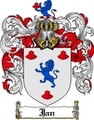 Thumbnail Jan Family Crest Jan Coat of Arms Digital Download