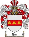 Thumbnail Jeex Family Crest Jeex Coat of Arms Digital Download