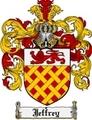 Thumbnail Jeffrey Family Crest Jeffrey Coat of Arms Digital Download
