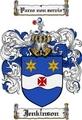 Thumbnail Jenkinson Family Crest Jenkinson Coat of Arms Digital Download