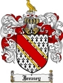 Thumbnail Jenney Family Crest Jenney Coat of Arms Digital Download
