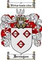 Thumbnail Jernegan Family Crest  Jernegan Coat of Arms