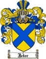 Thumbnail Jeter Family Crest  Jeter Coat of Arms