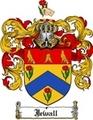 Thumbnail Jewall Family Crest  Jewall Coat of Arms