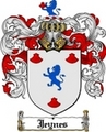 Thumbnail Jeynes Family Crest  Jeynes Coat of Arms