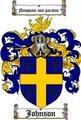 Thumbnail Johnson Family Crest / Johnson Coat of Arms