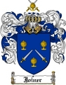 Thumbnail Joiner Family Crest  Joiner Coat of Arms