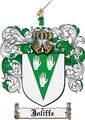 Thumbnail Joliffe Family Crest Joliffe Coat of Arms Digital Download