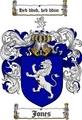 Thumbnail Jones Family Crest / Jones Coat of Arms