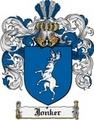 Thumbnail Jonker Family Crest  Jonker Coat of Arms