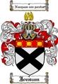 Thumbnail Jonsum Family Crest  Jonsum Coat of Arms