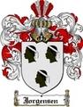 Thumbnail Jorgensen Family Crest  Jorgensen Coat of Arms