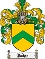 Thumbnail Judge Family Crest Judge Coat of Arms Digital Download