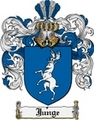 Thumbnail Junge Family Crest  Junge Coat of Arms