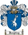 Thumbnail Jungling Family Crest  Jungling Coat of Arms