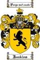 Thumbnail Junkins Family Crest Junkins Coat of Arms Digital Download