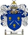 Thumbnail Junor Family Crest  Junor Coat of Arms
