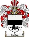 Thumbnail Jurden Family Crest  Jurden Coat of Arms