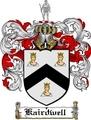 Thumbnail Kairdwell Family Crest  Kairdwell Coat of Arms
