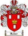 Thumbnail Kaiser Family Crest  Kaiser Coat of Arms