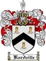 Thumbnail Kardville Family Crest  Kardville Coat of Arms