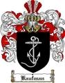 Thumbnail Kaufman Family Crest  Kaufman Coat of Arms
