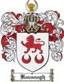 Thumbnail Kavanagh Family Crest  Kavanagh Coat of Arms