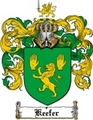 Thumbnail Keefer Family Crest  Keefer Coat of Arms