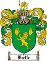 Thumbnail Keeffe Family Crest  Keeffe Coat of Arms